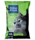 Feline Fresh Apple Scent 10L Cat Litter