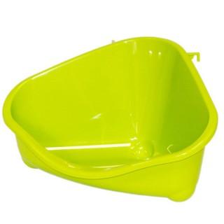 Moderna Pet's Corner Fun Green Small Pet Litter Pan - Large