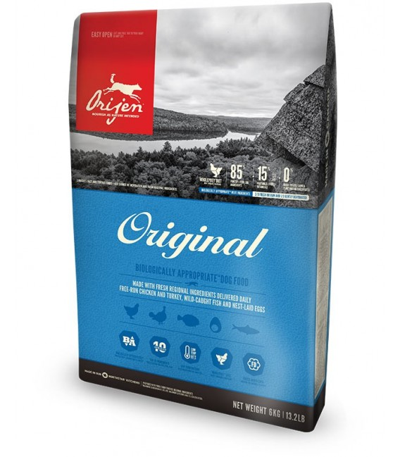 Orijen Original 11.4kg Dog Dry Food
