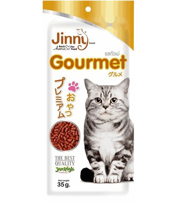 Jinny Gourmet 35g Cat Treats