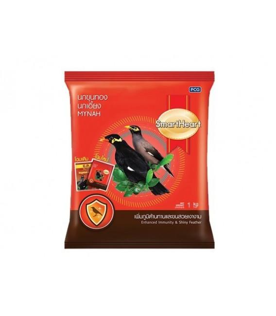 SmartHeart Mynah 1kg Bird Food