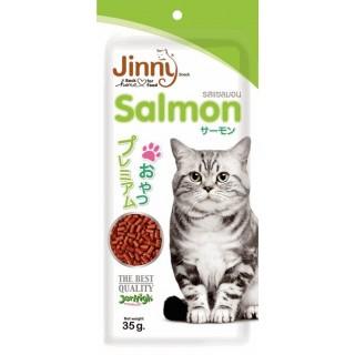 Jinny Salmon 35g Cat Treats