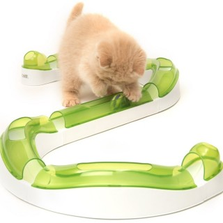 Catit Senses 2.0 Wave Circuit Wavy Track Cat Toy