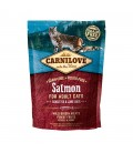 Carnilove Into The Wild Salmon for Adult Cats Sensitive & Long Hair Cat Dry Food
