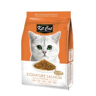 Kit Cat Signature Salmon Cat Dry Food