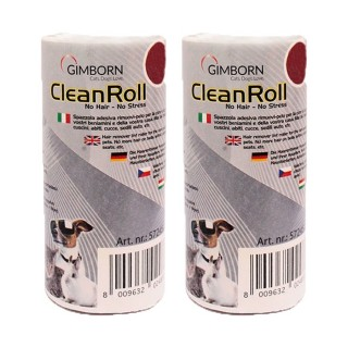 Gimborn Clean Roll 2pcs Lint Roller Refill