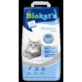 Biokat's Bianco Classic 5kg Cat Litter