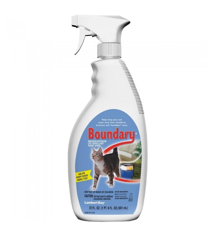 Lambert Kay Boundary Indoor Amp Outdoor 651ml Cat Repellent