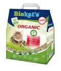 Biokat's Organic 10L Flushable Clumping Cat Litter