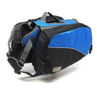 Outward Hound Quick Release Backpack EXTRA-LARGE Dog Backpack