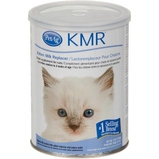 PetAg KMR Milk Replacer Food Supplements for Kittens & Small Animals Powder 12oz Cat Milk Replacer