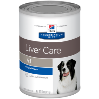 Hill's Prescription Diet Liver Care l/d Original Flavor 370g Dog Wet Food