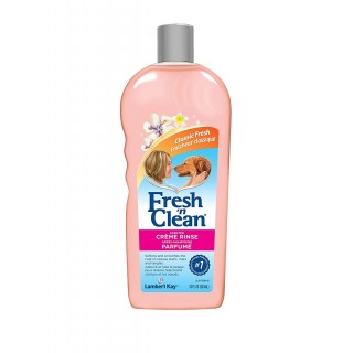 Fresh 'n Clean SCENTED CREME RINSE CLASSIC FRESH SCENT 533ml Dog Cream Rinse