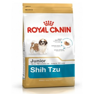 Royal Canin Junior Shih Tzu 500g Dog Dry Food