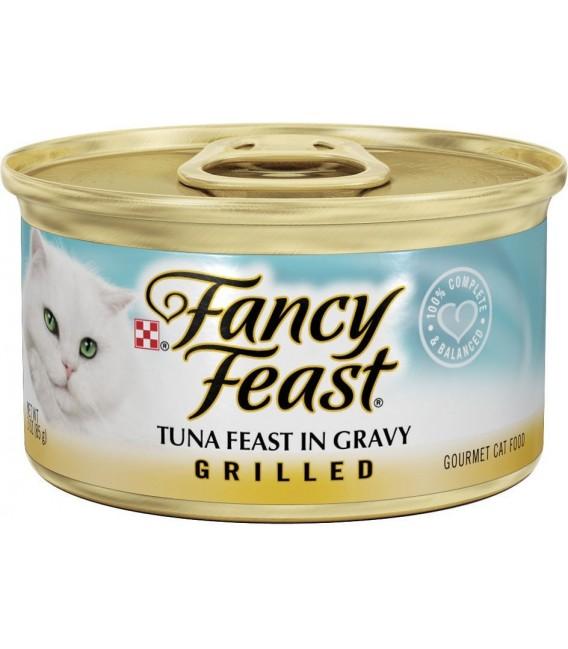 Fancy Feast Grilled Tuna Feast 85g Cat Wet Food