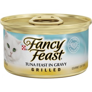 Fancy Feast Grilled Tuna Feast 85g Cat Wet Food