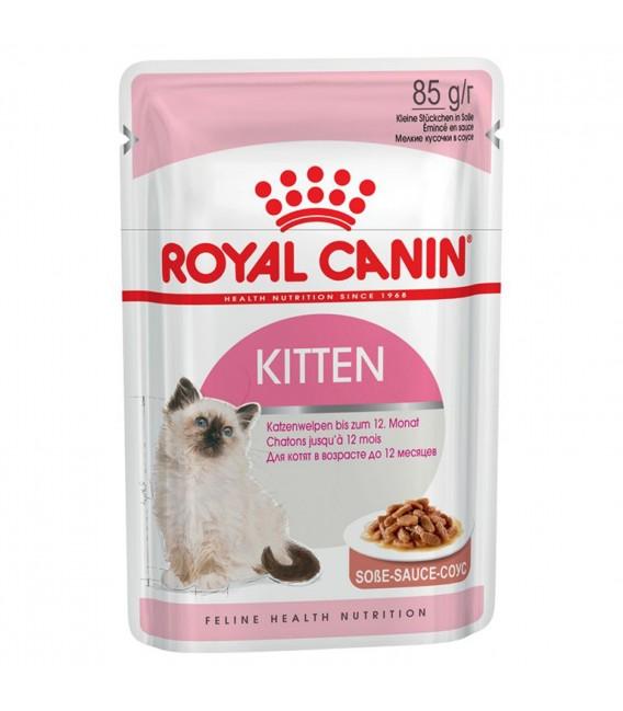 Royal Canin Feline Kitten Instinctive 85g Cat Wet Food