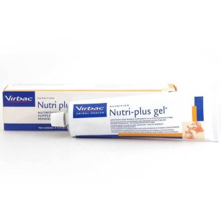Virbac Nutri-plus Gel 120.5g Nutritional Pet Supplement