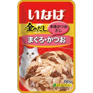 Inaba Jelly Tuna 60g Cat Wet Food (TIC10)