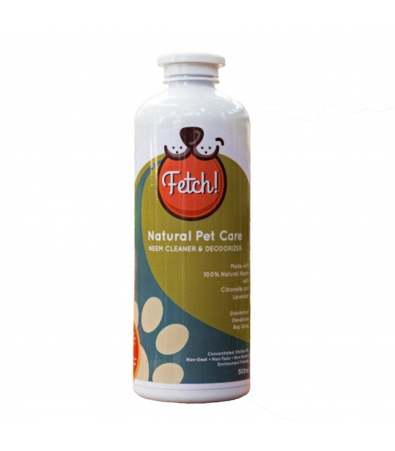Fetch Natural Pet Care Neem Cleaner & Deodorizer