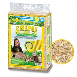 Chipsi CITRUS 3.2kg Small Pet Bedding
