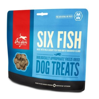 Orijen Six Fish Dog Treats