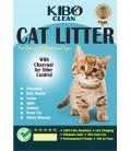 Kibo Clean Clumping Charcoal GREEN TEA 10L Cat Litter