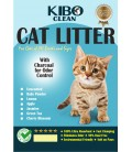 Kibo Clean Clumping Charcoal CHERRY BLOSSOM 10L Cat Litter