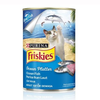 Purina Friskies Ocean Platter 400g Cat Wet Food