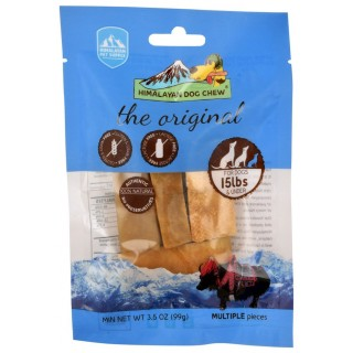 Himalayan Dog Chew The Original for Dogs under 15lbs. Grain Free Dog Treats