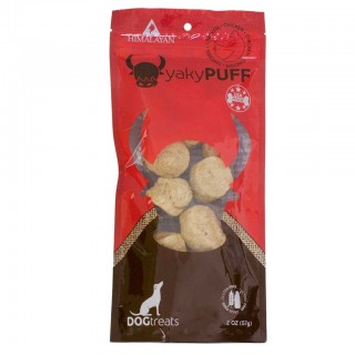 Himalayan Dog Chew YakyPuff CHICKEN Grain Free Dog Treats
