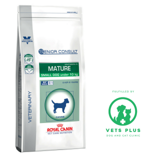 Royal Canin Canine Vet Care Nutrition MATURE SMALL DOG (under 10kg) 1.5kg Dog Dry Food