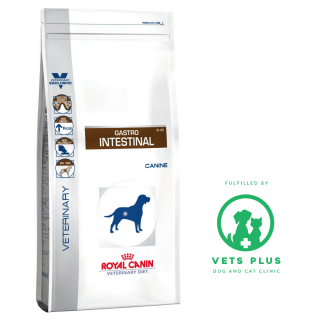 Royal Canin Veterinary Diet GASTRO INTESTINAL 2kg Dog Dry Food