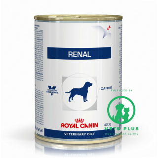 Royal Canin Veterinary Diet RENAL 410g Dog Wet Food
