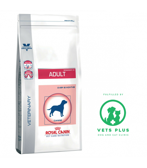 Royal Canin Canine Vet Care Nutrition ADULT Dog Dry Food