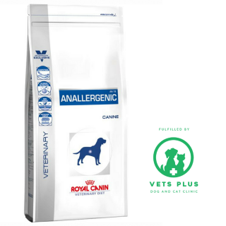Royal Canin Canine Veterinary Diet ANALLERGENIC Dog Dry Food