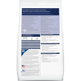 Hill's Prescription Diet Canine Z/D SKIN/FOOD SENSITIVITIES 3.63kg Dog Dry Food