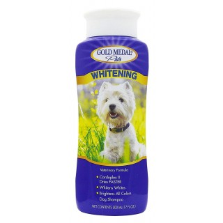 Gold Medal Pets Blue Diamond 500ml Dog & Cat Whitening Shampoo