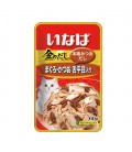 Inaba Jelly Tuna with Solefish 60g Cat Wet Food (IC-22)