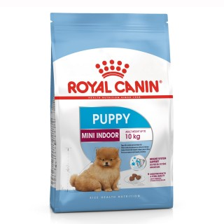Royal Canin Mini Indoor PUPPY 1.5kg Dog Dry Food