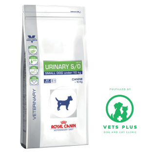 Royal Canin Veterinary Diet URINARY S/O SMALL DOG (under 10kg) 1.5kg Dog Dry Food