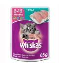 Whiskas Junior Tuna 85g Cat Wet Food