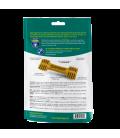 Happi Doggy Dental Chew Care Skin & Coat Support Honey & Fennel Grass 150g Dog Treats