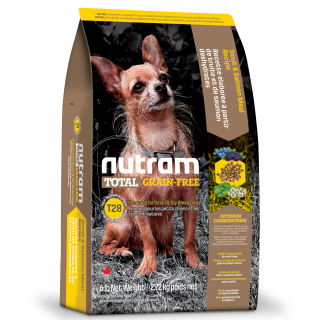 Nutram SMALL BREED TROUT & SALMON Recipe Grain Free Dog Dry Food