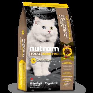 Nutram TROUT & SALMON Grain Free Cat Dry Food