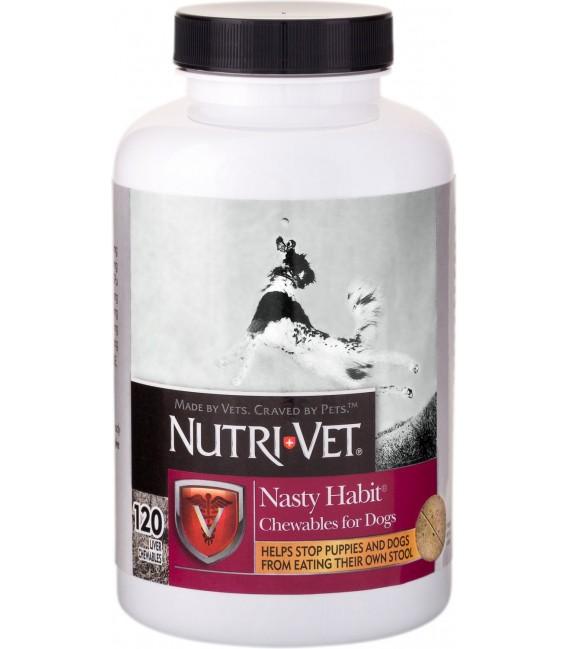 Nutri-Vet Pet-Ease 60 Chewables Dog Supplement