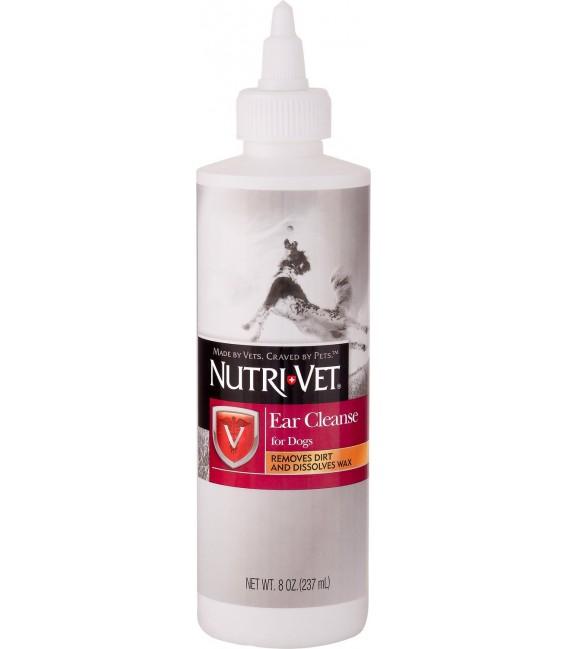 Nutri-Vet Ear Cleanse Liquid 118ml Dog Ear Cleaner