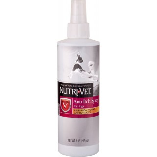 Nutri-Vet Anti-Itch Spray 118ml Dog Spray