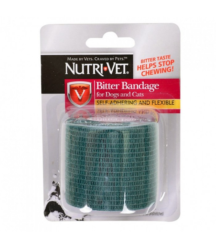 Nutri Vet Bitter Bandage For Dogs Amp Cats Pet Warehouse
