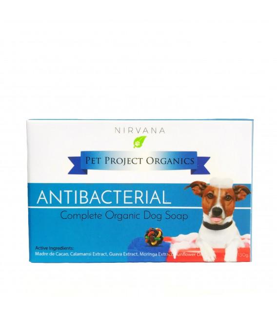 Nirvana Pet Project Organics Calamansi ANTIBACTERIAL 130g Organic Dog Soap